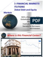 09 FNCE 4070 Spring 2012 Posted Global Debt and Equity Markets