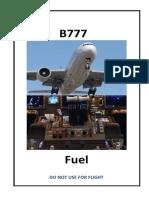 B777-Fuel