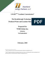 LM-HT Leachate Concentrators