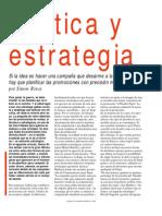 Entrenamiento Militar - Tactica y Estrategia