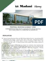 proposal rs madani