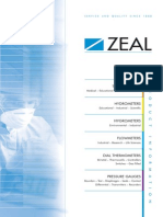 Zeal Catalog