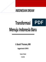Indonesian Dreams Fisip UI