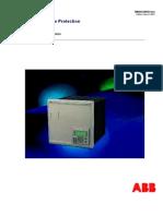 Rel316-4 Operating Manual