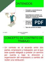 Tema 2. Contrato de Trabajo . Modalidades