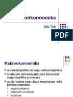 Makroökonoomika