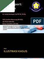 Case Report Sinusitis