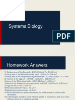 systems biology
