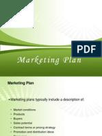 Product Marketing Plan