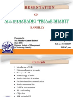 ppt on all india radio