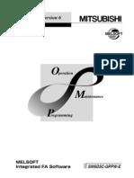 Operating Manual GX Developer 6