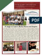 Space School Newsletter