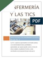 ENFERMERÍA Y LAS TICS