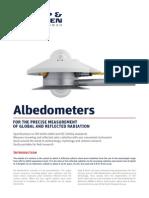 KippZonen Brochure Albedometers A4 V1201
