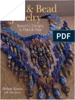 Fiber and Bead Jewelry - HELEN BANES ebook