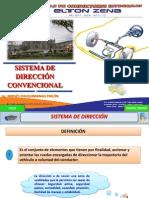 SISTEMA DE DIRECCIÓN CONVENCIONAL