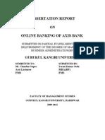 Mobile Banking v Internet