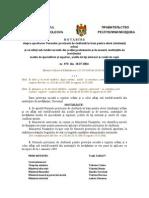 85.Hotarire Despre Aprobarea Normelor Provizorii de Cheltuieli in Bani Pentru Elevii Sau Studentii Orfani Si Cei Aflati Sub Tute