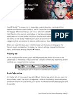 Painter 12 Tour (For Photoshop Users)