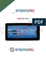Manual Epad Emporytec.com