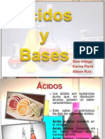 Propiedades Coligativas Base-Acido