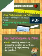 101505114-FILIP12-Pagpili-at-Paglilimita-Sa-Paksa.ppt