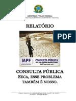 Relatorio Da Consulta Publica - SECA