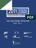 Peterson Institute Report on Deficit 2011-06