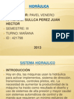 Hidraulica - Sullca p .