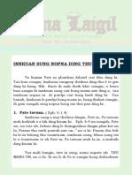 Upna Laigil (Vol10.4) Sent