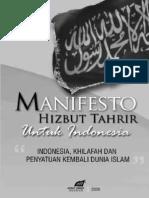 Manifesto Ht Untuk Indonesia