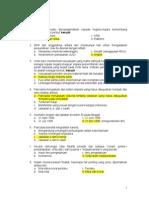 Soal Latihan Uj. Utama Pancasila (1)