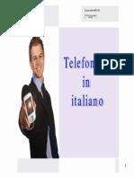 121774221 Telefonare in Italiano