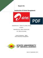 Report Airtel