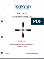 Oxford Module 17 Propellers