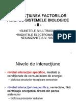 Factori Fizici II