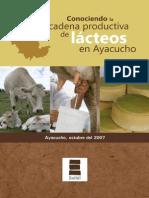 Conociendo La Cadena Productiva de Lacteos en Ayacucho1