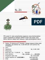 (3) PPH Psl 21Peg Tetap