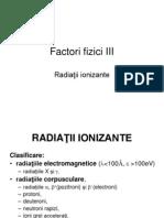 Factori Fizici III