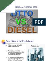 Motorul Diesel vs. Motorul Otto