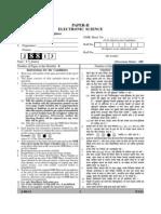 J 88 13 II (Electronic Science)