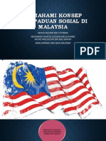 Ethnic relation in Malaysia