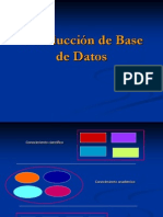 01 Base de Datos- Informacion y Data