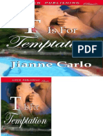 Witchy Women - 1 T is for Temptation - Jianne Carlo
