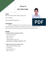 Mohiuddin600286(Latest Cv)
