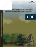 MD Critical Infrastructure Protection Plan