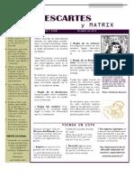 Descartes y Matrix