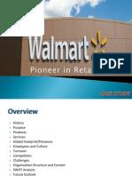 Walmart business module