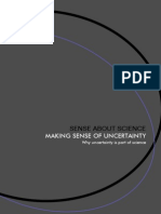 'Making Sense of Uncertainty' Guide