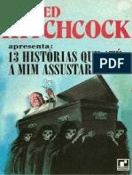 13 Histórias que até a mim Assustaram - Alfred Hitchcock